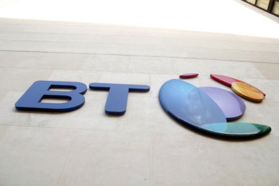 BT's £440m wind energy deal continues its commitment to sourcing 100% of its electricity from renewable sources (photograph: BT)
