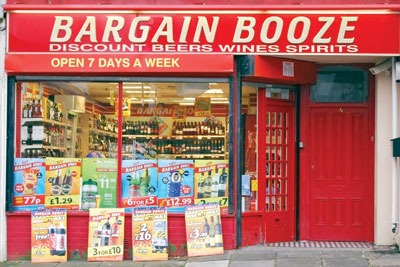 Bargain Booze pays out £188,109 to charity in lieu of prosecution. Credit: Chris P Jobling/CC BY-SA 2.0