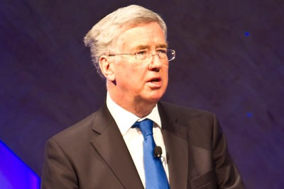 Michael Fallon. Credit: bisgovuk/CC BY 2.0