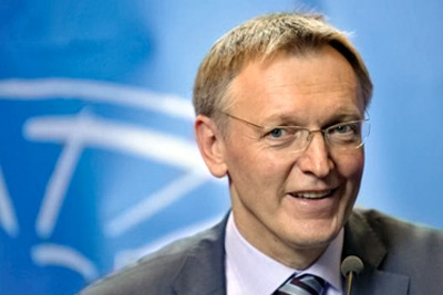 EU environment commissioner Janez Potočnik wants Europe to be a 'society without waste' (photograph: European Commission)