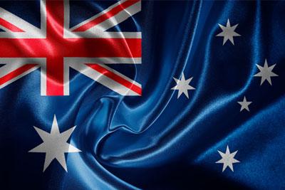 Australian flag (photograph: Marcogovel/123RF)