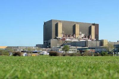 Hartlepool nuclear power station (photograph: EDF Energy)