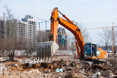 Construction machinery will be subject to strict emissions standards (photograph: Anton Gvozdikov/123RF)