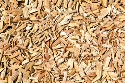 Sawmill residues have low carbon rating (photograph: Joerg Hackemann/123RF)