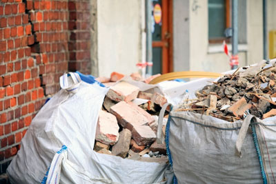 Wales is to introduce a voluntary code for site waste (photograph: AKZ/12RF)