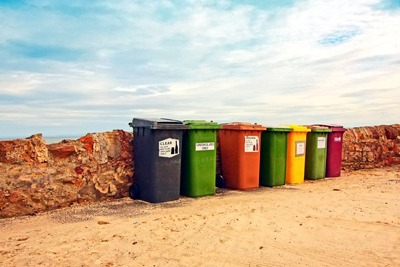 Scotland has missed its own recycling target (photograph: julietphotography/123RF)