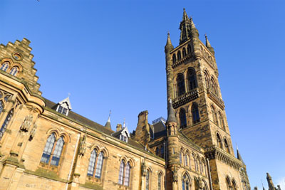 Students argued the University of Glasgow's fossil fuel investments undermined its commitment to tackling climate change (photograph: Alvin Leong/CC BY-SA 2.0)