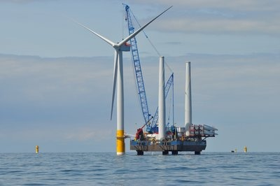 Galloper would have been an extension to Great Gabbard offshore wind farm (credit: RWE)