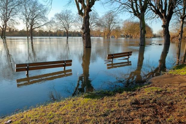 DEFRA says it is allocating enough funding towards flood defence maintenance (photograph: Lucie Lang/123RF)