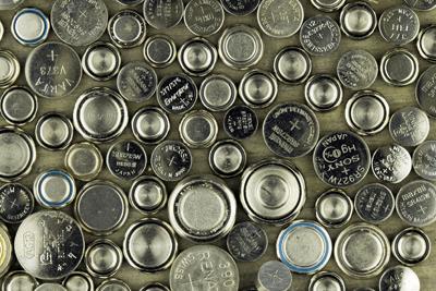 Some micro-batteries contain mercury (photograph: Philipp Suess/123RF)