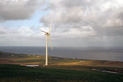 Orkney has taken the lead on developing a smart grid