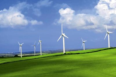 Onshore wind: major subsidy beneficiary (photograph: David Baker/123RF)