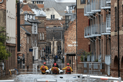 DEFRA has been criticised over its flood defence spending (photograph: Steve Allen/123RF)
