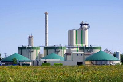 In the UK, 30 new anaerobic digestion facilities were established in 2013 (credit: lianem/123rf)