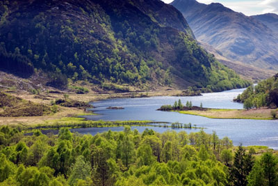 Scotland seeks views on water scarcity. photograph: Markus Gann