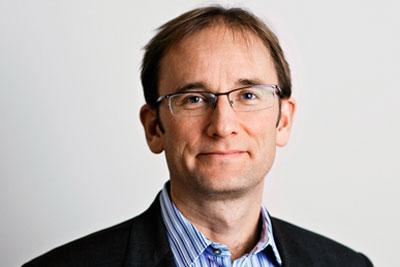 Ramboll UK managing director Steve Canadine
