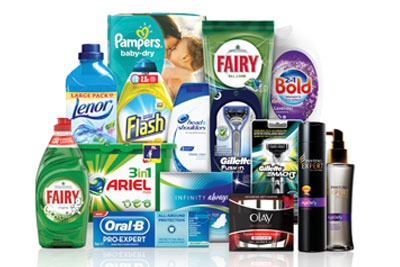 P&G is sending 50% less manufacturing waste to landfill across almost 50% of its sites