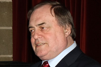 John Prescott played a key role in negotiations for the Kyoto Protocol (photograph: Andrew Skudder/CC BY SA 2.0/Flickr)