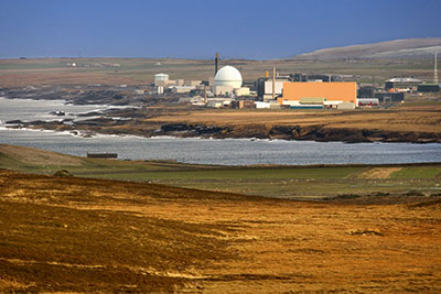 There are concerns about nuclear management (photograph: Steve Allen/123RF)