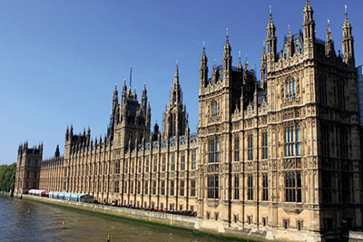 The red tape challenge was launched at Westminister (photograph: Alessandro0770/123RF)