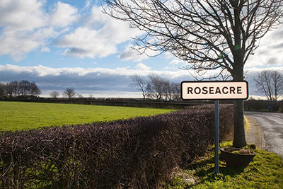 Cuadrilla has been granted environmental permits to explore for shale gas at both its Lancashire sites at Little Plumpton and Roseacre Wood (photograph: Mar Photographics/Alamy)