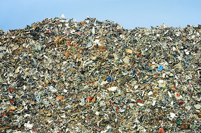 The EA and NRW are likely to get stronger powers to tackle waste crime (photograph: Steve Mann/123RF)