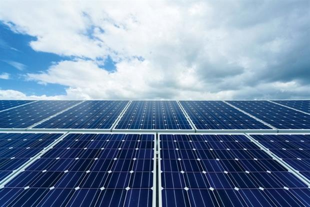 Solar panels providing renewable energy (photograph: Zstockphotos/123RF)