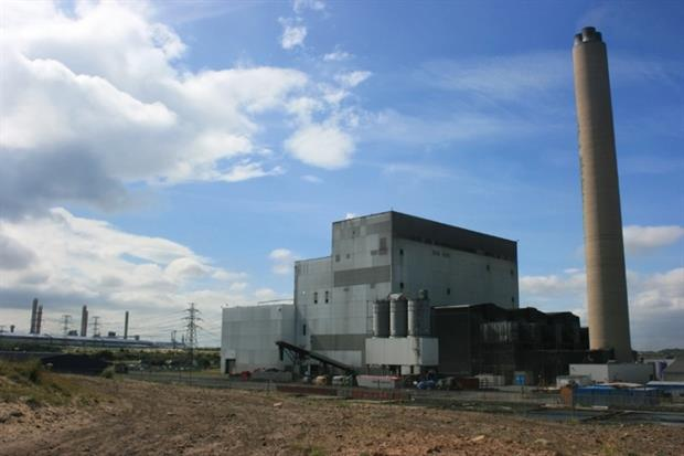Lynemouth wants to convert to biomass (photograph: Fintan Dawson/CC BY 3.0)