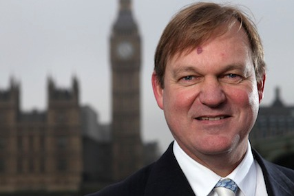 Terry A'Hearn is incoming chief executive of the Scottish Environment Protection Agency