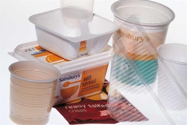 Commitment to technology is essential to finding more uses for recycled plastics (photograph: WRAP)