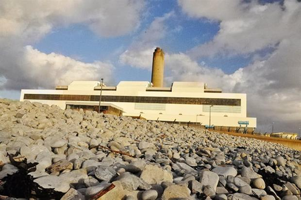'High time' Aberthaw power station closed down, says Friends of the Earth Cymru (photograph: Mick Lobb/CC BY SA 2.0 via Wikimedia Commons)