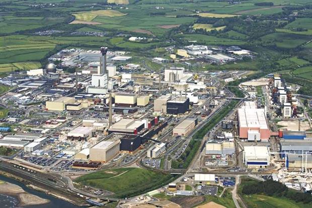 The ONR has amended regulatory requirements for the storage of waste at Sellafield