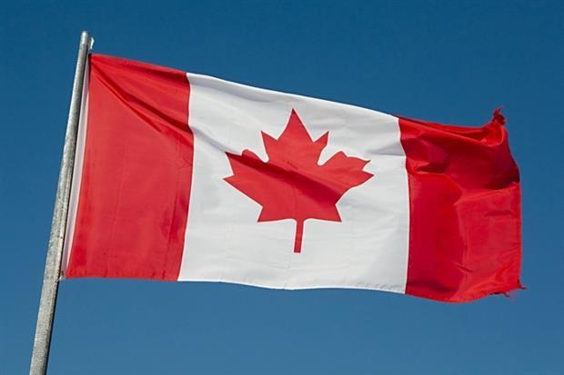 Canadian flag (photograph: Péter Gudella/123RF)