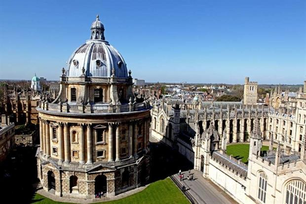 Oxford University will no longer invest in coal and tar sands (photograph: Sergejs Katkovskis/123RF)