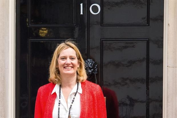 Amber Rudd, the new energy and climate secretary, was one of the most high-profile Cabinet changes following the general election (photograph: Dominic Lipinski/PA Wire/Press Association Images)