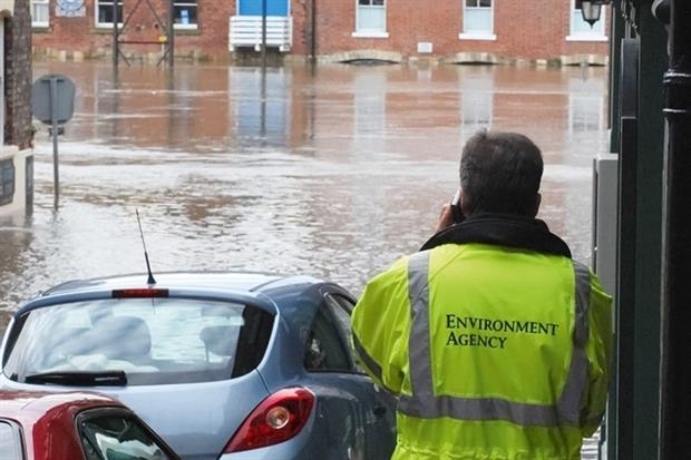Funding for the Environment Agency and local councils have been stripped back (photograph: Ronfromyork/123RF)