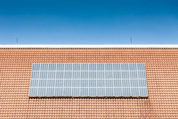 The solar panel network will be deployed across 25 public buildings in Edinburgh (photograph: Suriyan Ponchaisang/123RF)