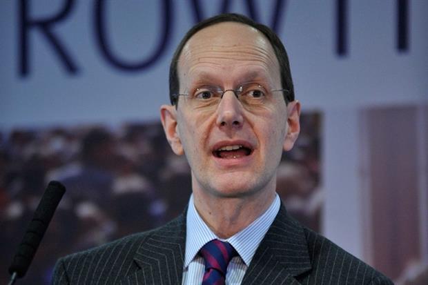 "John Cridland, director-general, CBI: ""Lower emissions don't mean lower GDP"" (photograph: CBI)"