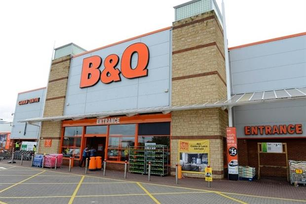 Kingfisher, which owns B&Q, responsibly sourced 92% of the timber used in its products in 2014 (photo: Kingfisher)