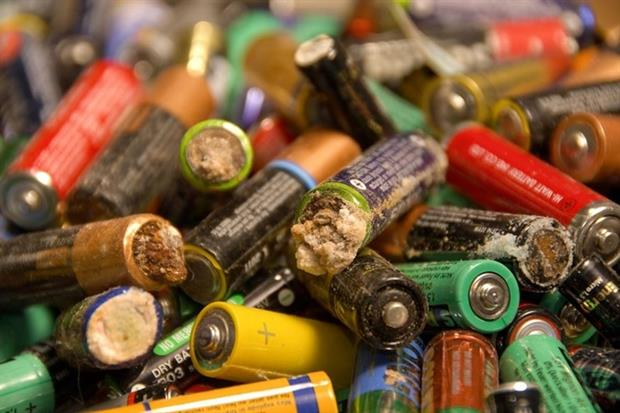 Battery producers are required to join a compliance scheme (photograph: smileus/123RF)