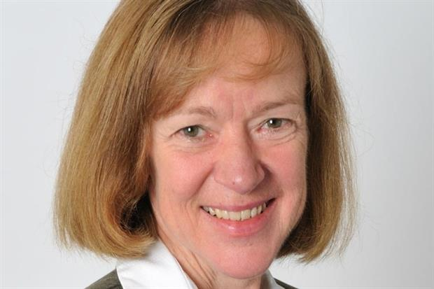 Liz Goodwin has received an OBE for services to business, resource efficiency and the environment