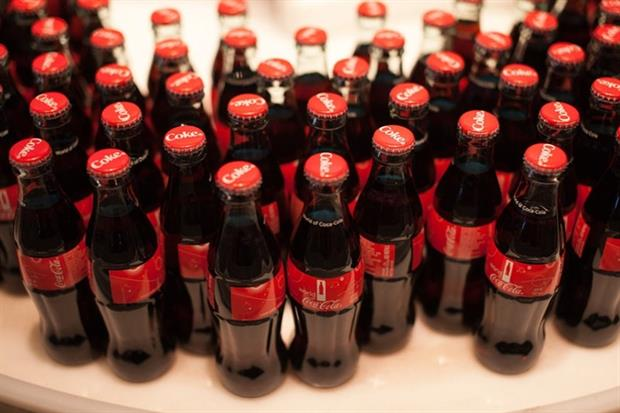 The food and drink industry is the UK's largest manufacturing sector (photograph: Coca-Cola)