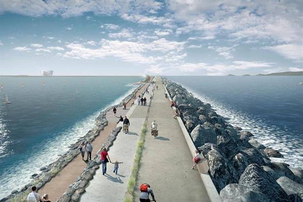 Generation of low-carbon energy will set a precedent for the world's first tidal lagoon