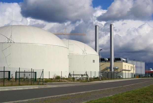ADBA has published its first comprehensive market report Biogas plant (Photograph: lianem/123rf.com)