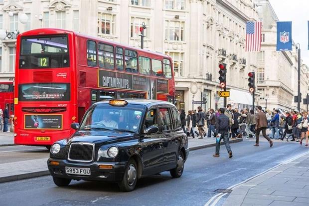 Oxford Street (photograph: William Perugini/123RF)