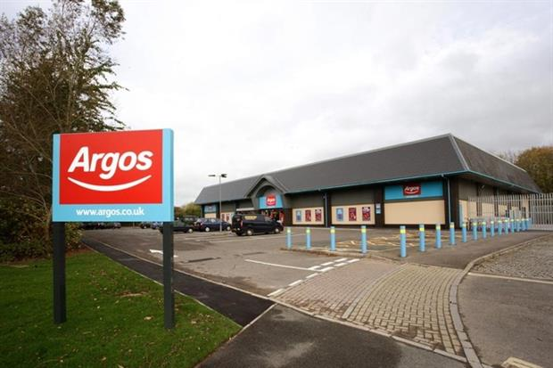 Argos says its initiative will provide a convenient way for customers to realise the value in their unwanted gadgets (photo:Argos)