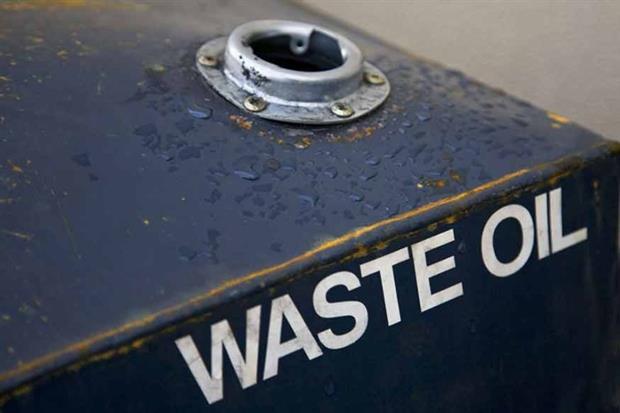 The government will amend guidance on small waste oil burners (photograph: AngelenaRibori/123RF)