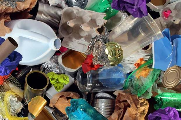 Fife has become the first UK council to test collecting residual waste once a month (photograph: Lightwise/123RF)