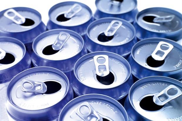 Aluminium cans (photograph: StillFX/123RF)
