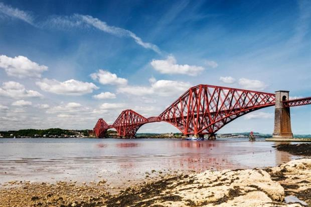 Policy haze stalls plans for Firth of Forth (photograph: David Head/123RF)